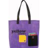 Purple - Tote, Tote Bag, Bag, Bags, Business, Zipper, Handles, Convention, Pocket