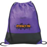 Purple - Bags, Bag, Drawstring, Drawstrings, Backpack, Cinch;