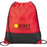 Red - Bags, Bag, Drawstring, Drawstrings, Backpack, Cinch;