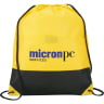 Yellow - Bags, Bag, Drawstring, Drawstrings, Backpack, Cinch;