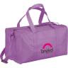 Purple - Backpacks; Bags; Duffle; Dufflebag; Dufflebags, Gym; Gym Bag;