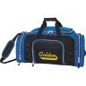 Blue - Backpacks; Bags; Duffle; Dufflebag; Dufflebags, Gym; Gym Bag;