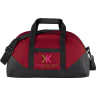 Maroon - Backpacks; Bags; Duffle; Dufflebag; Dufflebags, Gym; Gym Bag;