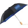 Blue Skies Auto Folding Umbrella - Umbrellas-folding