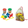 Large Dough Play Pack - Art Supplies; Toys-general