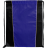 Black - Blue - Drawstring, Draw, String, Back, Backpack, Backpacks, Tote, Bags, Tote, Bag, Shopper, Shopping, Budget, Totebag, Totebags;
