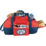 Red - Backpacks; Bags; Duffle; Duffle Bag; Duffle Bags, Gym; Gym Bag;