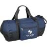 Navy - Backpacks; Bags; Duffle; Duffle Bag; Duffle Bags, Gym; Gym Bag;