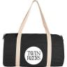 Black - Backpacks; Bags; Duffle; Duffle Bag; Duffle Bags, Gym; Gym Bag;