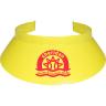 Yellow - Sun Visor, Sun Hat, Visor, Visors