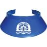 Blue - Sun Visor, Sun Hat, Visor, Visors