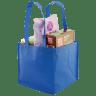 1 - Tote Bag, Bag, Tote, Gift Tote, Grocery Tote