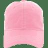 Bubblegum-White - Hat, Cap, Baseball, Outdoor, Custom, Mesh, Cotton