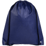 Navy Blue - Drawstring, Draw, String, Back, Backpack, Backpacks, Tote, Bags, Tote, Bag, Shopper, Shopping, Budget, Totebag, Totebags;