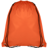 Orange - Drawstring, Draw, String, Back, Backpack, Backpacks, Tote, Bags, Tote, Bag, Shopper, Shopping, Budget, Totebag, Totebags;