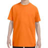 Safety Orange - Custom Embroidery, Embroidery, Custom Printing, Printing, Apparel, T Shirts