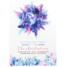 Custom Full Color 5 x 7 Inch Invitation Cards - Blue or Pink -