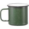 08 - Custom Enamel Metal Mugs, Mugs, Enamel Mugs, Enamel Metal Mugs, Metal Mugs, Drink Ware,custom Mugs, Speckled