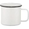 12 - Custom Enamel Metal Mugs, Mugs, Enamel Mugs, Enamel Metal Mugs, Metal Mugs, Drink Ware,custom Mugs, Speckled