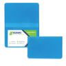 Tinted Clear Blue - Business, Business Card, Business Cards, Business Card Holder, Business Card Holders, Office