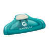 1_Translucent Aqua - Utility Clip, Utility Clips, Clip, Clips, Bag Clip, Bag Clips, Cereal Clip, Cereal Clips, Cereal Bag Clips, Cereal Bag Clips, Paper Clip, Paper Clips