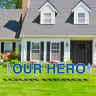 Our Hero Yard Letters -