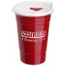 Red Fiesta Plastic Cup -