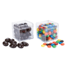 Cube Candy 4 Pack Set Chocolates - Chocolates