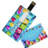 Custom Business Card Flip USB Flash Drives - Flash Drives