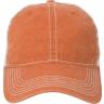 Rust-White - Hat, Cap, Baseball, Outdoor, Custom, Mesh, Cotton