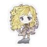Girl Custom Shape -