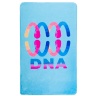 Printed Light Blue - Towels-general; Sports; Outdoors