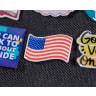 Stock Lapel Pins - Lapel Pin, Flag, America, Usa, Patriotic, Nation,
