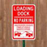 Loading Dock - Parking Signs