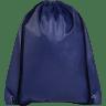 Navy Blue - Drawstring Bags