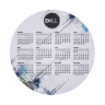 Full Color 2020 Calendar Circle Mouse Pads - Computer Accessories, Mouse Pad, Calendar, Calendar Custom Made,