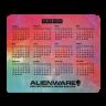Full Color 2020 Calendar Rectangle Mouse Pads - Calendar Custom Made
