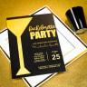 1_Custom Full Color 5 x 7 Inch Invitation Cards (Metallic Gold Imprint) -