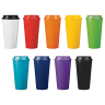 Blank 16 Oz. Cup2Go Plastic Tumblers - Coffee Cup, Coffee Cups, Plastic Cup, Plastic Cups, Plastic Coffee Cups, Plastic Coffee Cup
