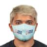 Full Color Soft Fabric Reusable Face Masks - Face Masks
