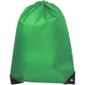 Green - Custom Drawstring Bags