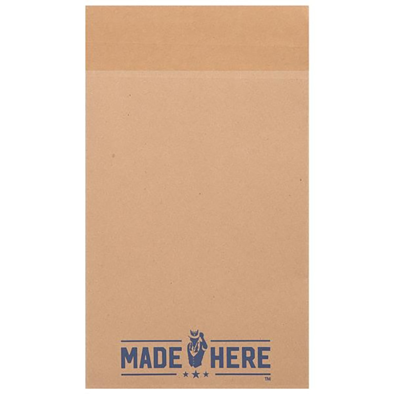 10.5 X 16 Inch Recycled Natural Kraft Mailer Shipping Bags