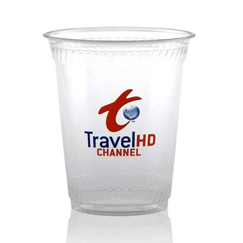 12 Oz Clear Greenware® Cup - Tradition