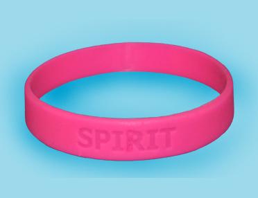 Spirit Wristbands