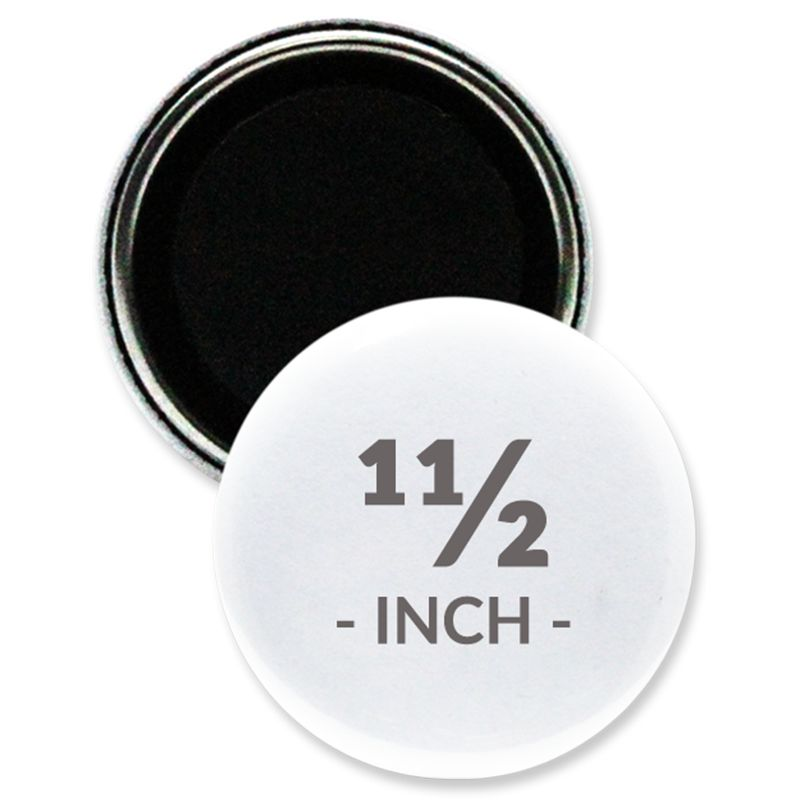 1 1/2 Inch Round Magnet Buttons