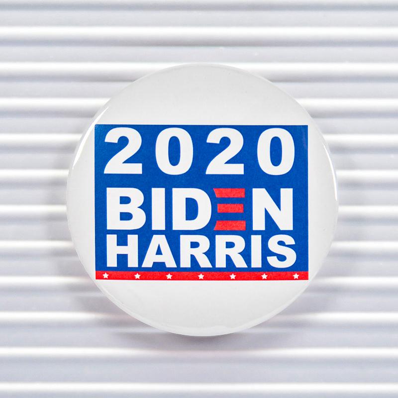 2020 Biden Harris Pin Buttons