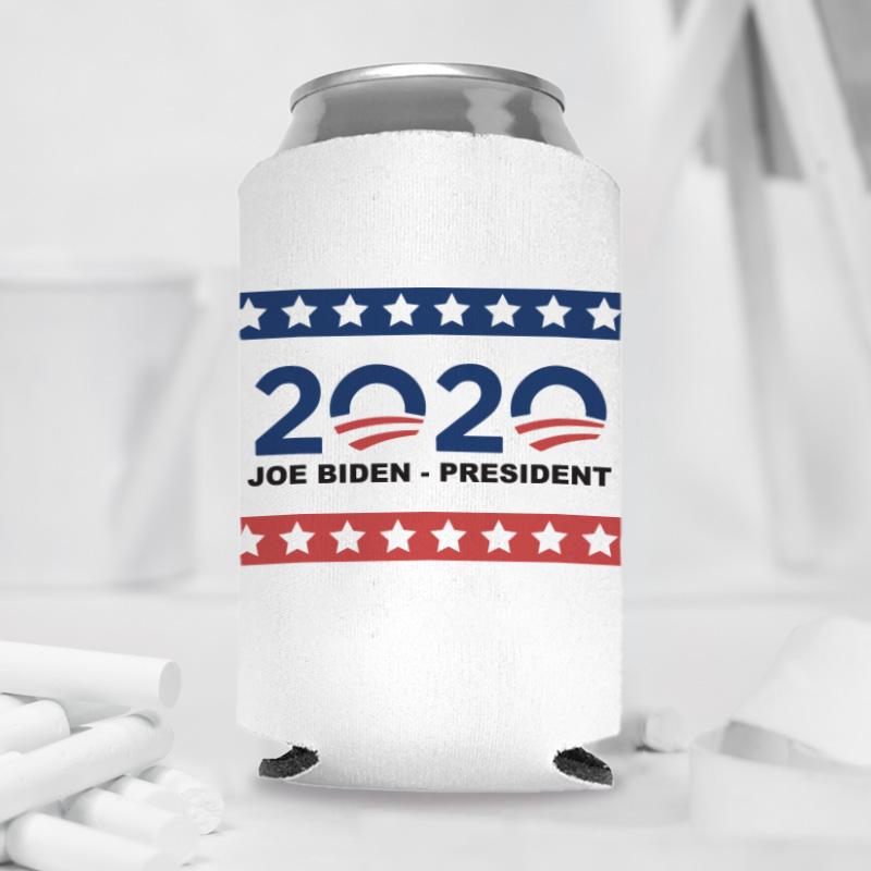 2020 Joe Biden President Can Coolers