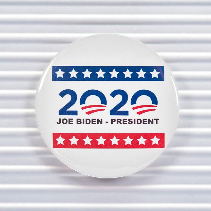 2020 Joe Biden President Pin Buttons