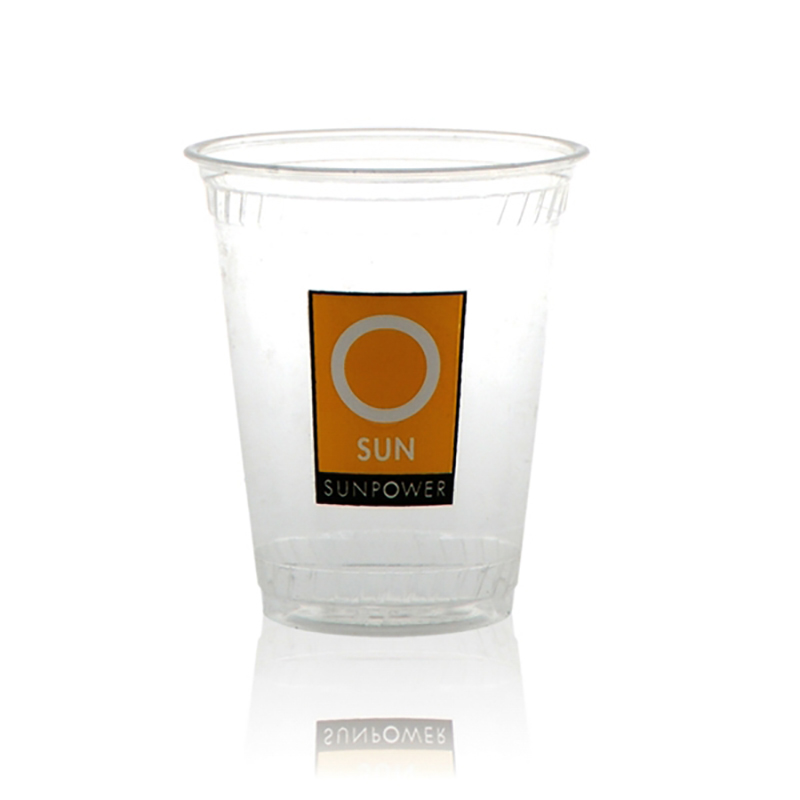 7 Oz Clear Greenware® Cup - Tradition