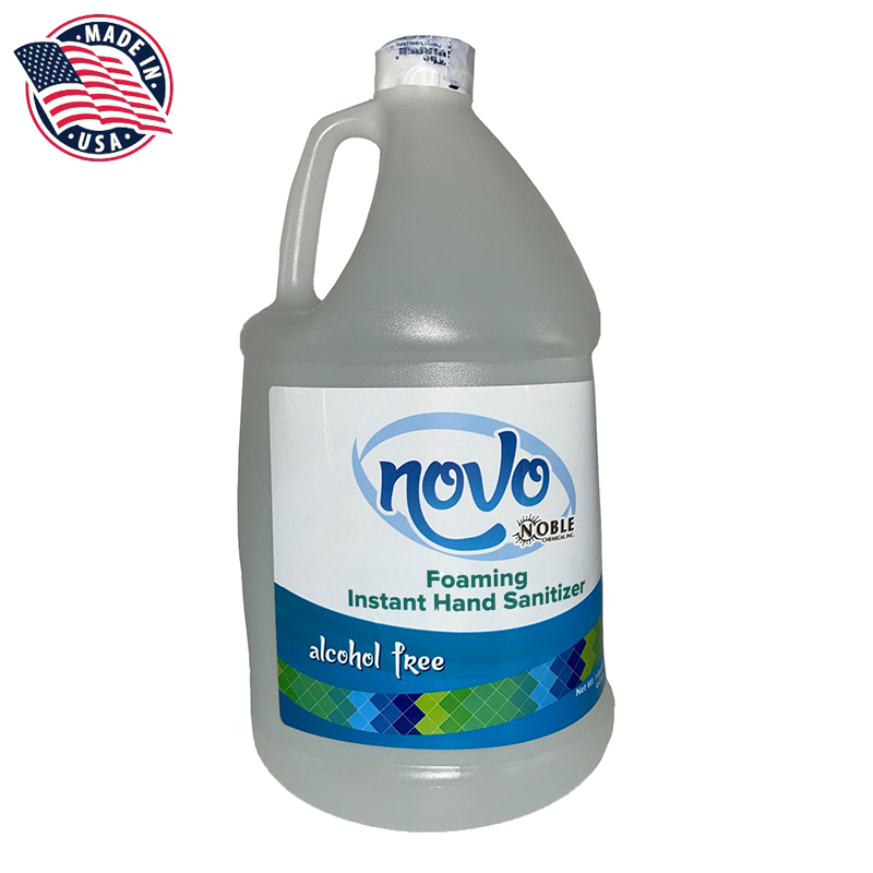Alcohol Free Foam Hand Sanitizer 1 Gallon Made In USA